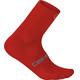 Castelli Quattro 9 Socks Unisex red